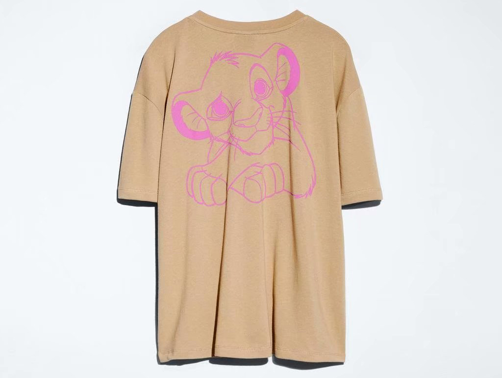 H3a402cd4c7024866a04f8965ac79bd71s Disney Family T-Shirt Fashion Winnie the Pooh Mickey Mouse Stitch Fairy Dumbo SIMBA Cartoon Print Women T-Shirt Cotton Tee s