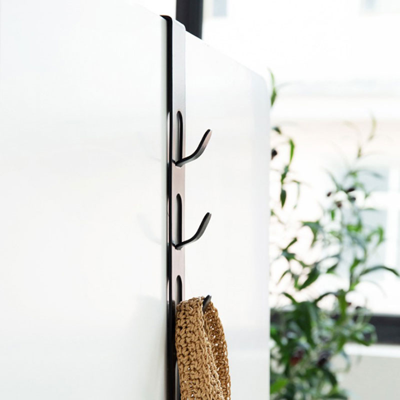Stainless Steel Kitchen Utensil Rail Wall Hanging Rack Holder Hooks & Fittings To Make One Feel At Ease And Energetic