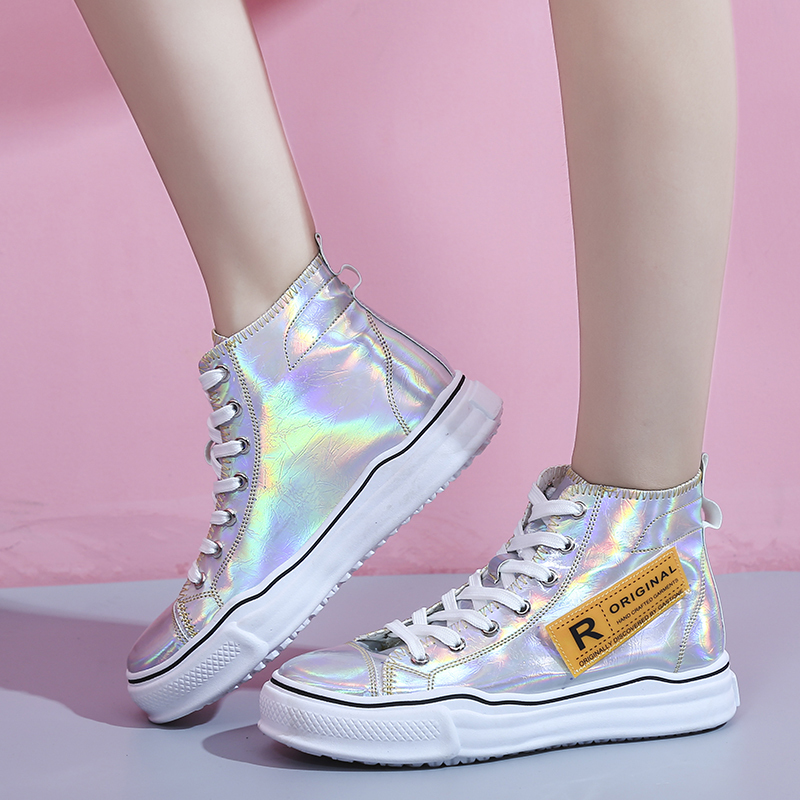 New Sneakers Women Casual Canvas Shoes Basket Femme Denim Ladies Trianers Fashion Women Vulcanized Shoes Zapatos Mujer 2020