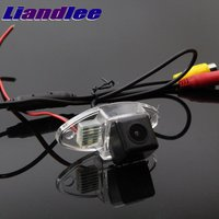Liandlee Car Rear View Camera For Chevy Chevrolet Traverse 2009~2014 Night Vision Reversing Camera Car Back up CAM HD CCD