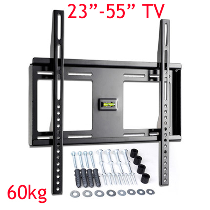 """Flat Screen TV Wall Mount Bracket LCD LED Plasma For 40-70/"""" up to 50kg 110lbs"""