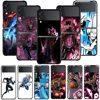 Smartphone Case For Samsung Galaxy Z Flip3 5G Z Flip 3 z flip ZF 5G Cover PC Capa Hard Funda Coque Quicksilver Marvel Comics