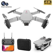 Best Drone 4K with HD Camera WIFI Dual Camera MIni Quadcopter FPV Smart