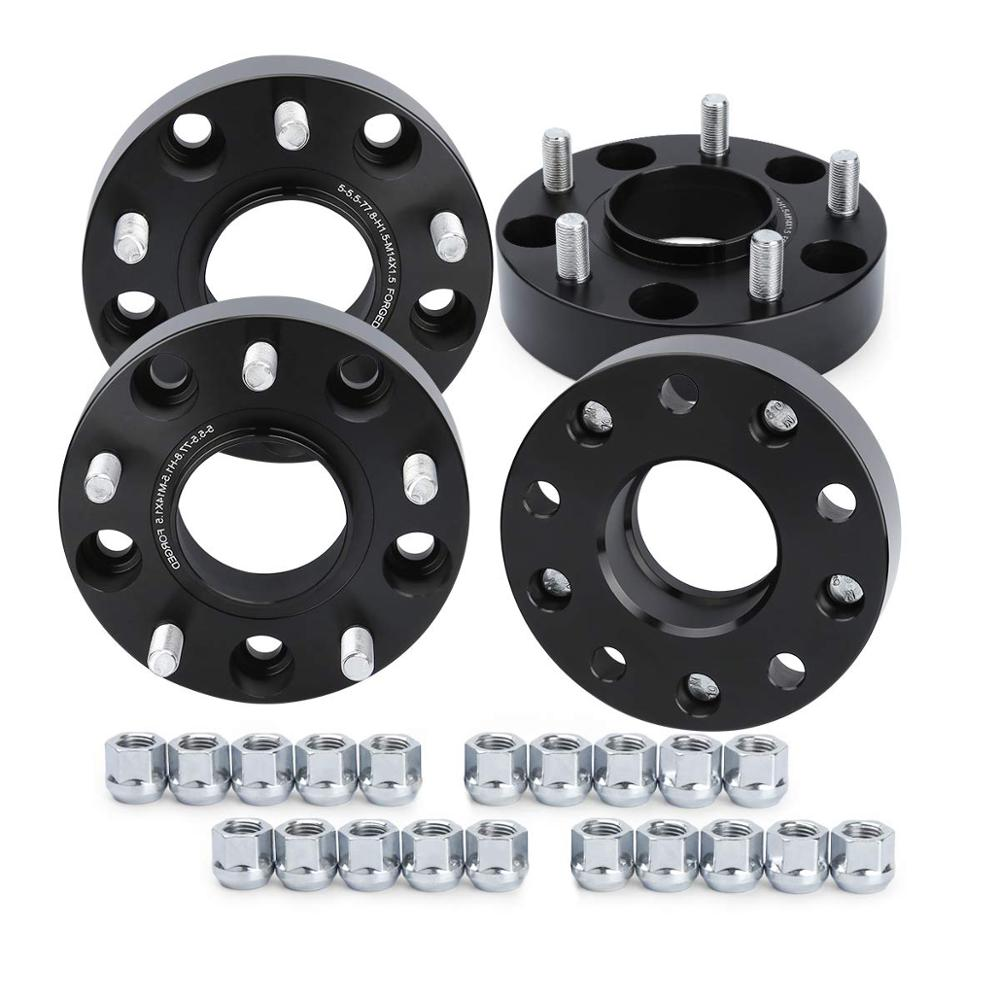 5x5.5 Wheel Spacers KSP <font><b>5x139.7</b></font> Hub Centric Spacer (Set of 4), 1.5