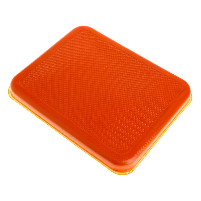 Seat Cushion Fishing Chair Pad Outdoor Sports Elastic EVA Thicken Soft Non Slip Waterproof Sit Tackle Portable Ultralight