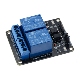 5 в 1 2 4 8 канальный релейный модуль с оптроном реле 5 В выход 1 2 4 8 способ релейный модуль для arduino Плата расширения