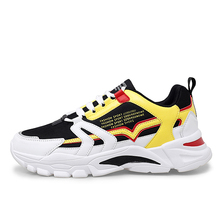New Breathable Mesh Casual Shoes Lightweight Running Sport Shoes
