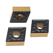 10 pièces Tungaloy CNMG120408 TM T4225 fraise bicolore pour Machine outil de tournage externe CNMG 120408 CNC outils de coupe de tour
