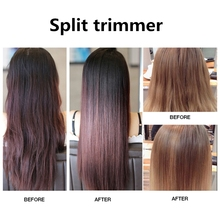 WholeSale Professional Hair Split Trimmers Hair Clipper USB Charging Split Trimmer For Product Beauty Professional Drop Shipping splitting hair cutter razor hair beauty device salon hair styling tool avoid split ends usb cable powered hair trimmer drop ship