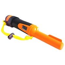 Orange Unterwasser Metall Detektor Unterirdischen Pinpointer Gold Detektor Verwendet in Unterwasser 3M Schatz Wasserdichte Detektor