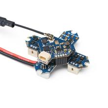 iFlight SucceX F4 V1.1 1S BLHeli S 5A AIO Whoop Board Flight Controller (MPU6000) with PIT/25/50mW VTX for FPV drone part