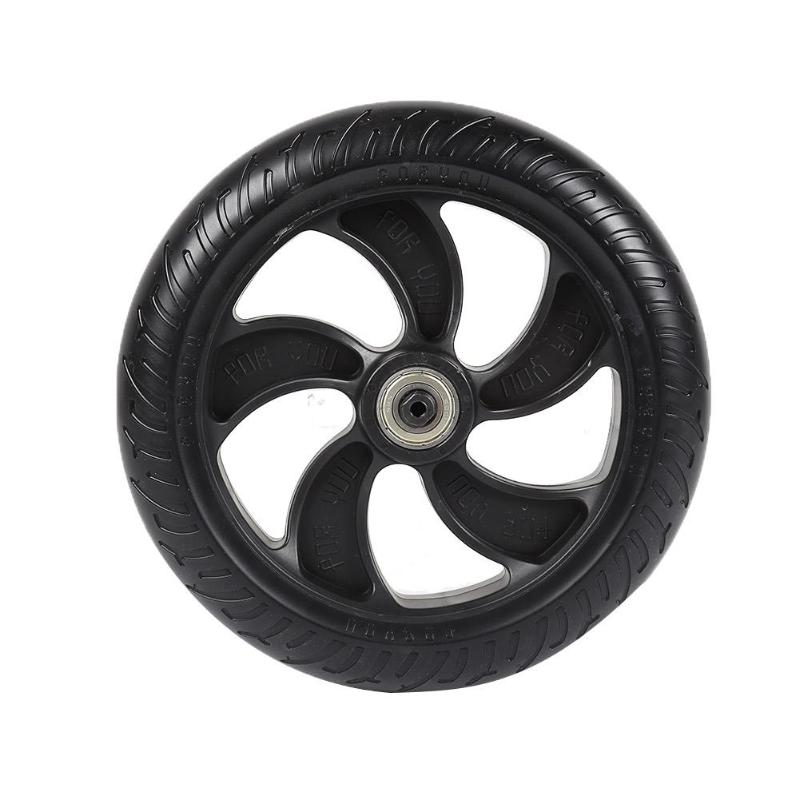 2020 Replacement Rear Wheel For Kugoo S1 S2 S3 Electric Scooter Rear Hub And Tires Spare Part Accessories 200x200x50mm