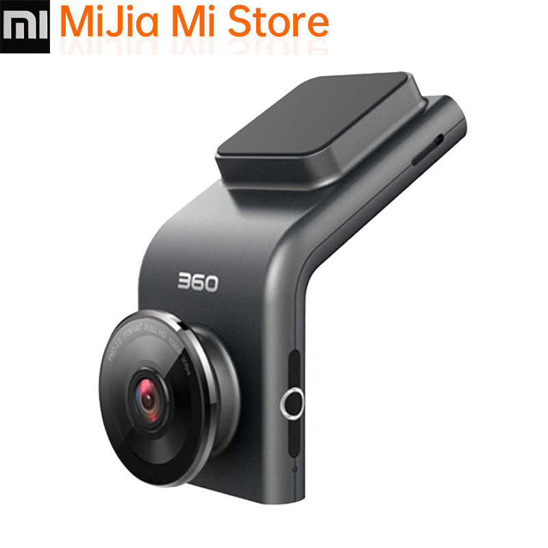 Xiaomi Mijia 360 Dash Camera APP Control 1080P Small Stature High Quality Image Remote Monitoring 4 Full F2.2 Chinese Version