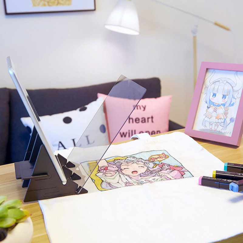 Sketch Wizard Tracing Drawing Board Optical Draw Projector Painting Reflection Tracing Line Table NIN668