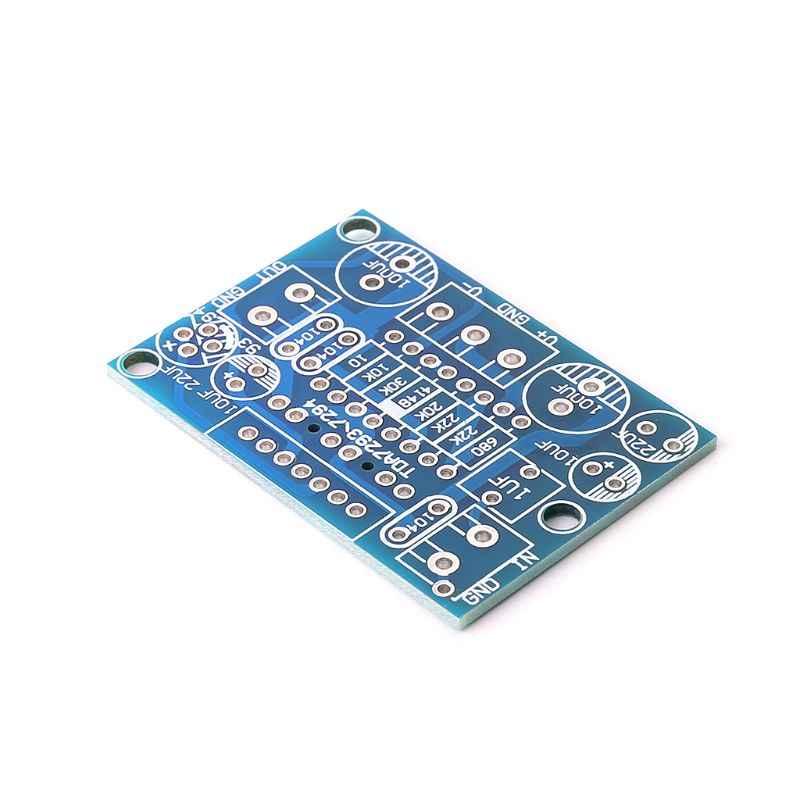 TDA7293/TDA7294 Mono Canali Bordo Dell'amplificatore Circuito PCB Bordo Nudo