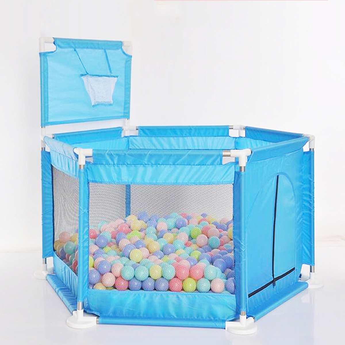 Baby Dry Pool Crawling Playground Children Playpen Kids Safety Barrier Children Activity Centers Kids Fence Kids Playgound Fence