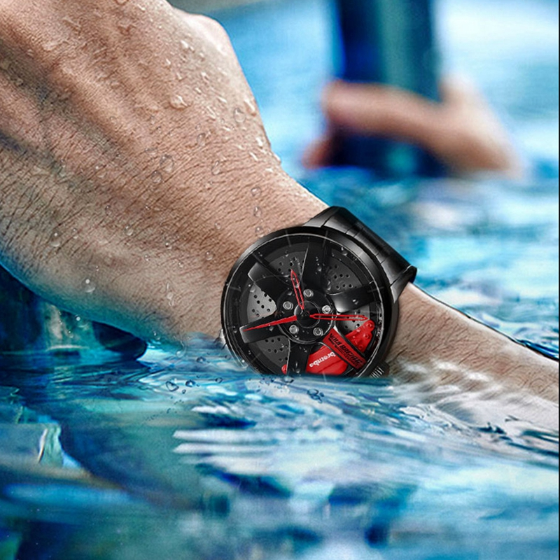 NIBOSI 2020 Watch Man Wrist Watch Custom Design Sports Waterproof Creative Male Watches Relogio Masculino 5