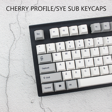 New IDOBAO Big F Dye Sub Keycaps 3000 3800 3850 For Mechanical Keyboard 104 Key Cherry Profile Thick Pbt Keycap Gh60  xd60 xd84  serika pbt cherry profile keycap dye sub keycap novelties keycap compatible with 64 68 84 96 104 and minila layout