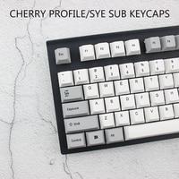 New IDOBAO Big F Dye Sub Keycaps 3000 3800 3850 For Mechanical Keyboard 104 Key Cherry Profile Thick Pbt Keycap Gh60 xd60xd84