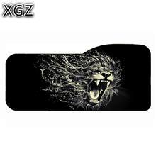 Коврик для мыши xgz особой формы 730*330*3 мм игровая клавиатура
