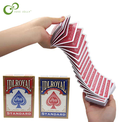 Magic Electric Deck (Connection by Invisible Thread) of Cards Prank Trick Prop Gag Poker Acrobatics Waterfall Card Props GYH