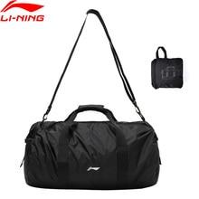 Foldable Lining Sports-Bags Li-Ning-Training-Bag Daypack 500--280--290mm Handbag Gym