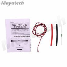 Externe Spannung Kabel pr für Futaba R7008SB Rx CA-RVIN-700 NIB 70cm 70 V/18MZ 14SG T10J 16sz
