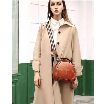 Fashion Women's Designer Handbags High Quality Genuine Leather Women Totes Bag Ladies Shoulder Crossbody Bags 2019 new