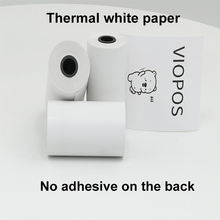 Receipt-Paper Perpage Thermal-Label-Sticker Printers A6 for 58mm Soft-Silicone Protection-Case