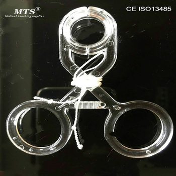 Disposable Medical Children male Urology circumcision Non-korean scissors type circumcision Simple foreskin stapling device