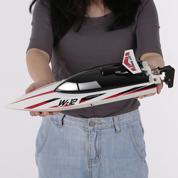 WLtoys WL912-A RC Boat 2.4G 35KM/H High Speed RC Boat Capsize Protection Remote Control Toy Boats RC Racing Boat For Adults Kids