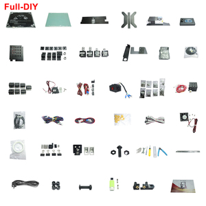 Image 5 - 새로운 Anet A8 플러스 업 그레 이드 고정밀 DIY 3D 프린터 자체 조립 300*300*350mm 대형 인쇄 크기 알루미늄 합금 프레임