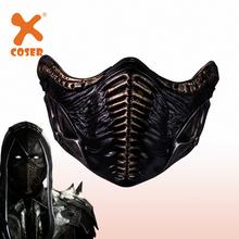 XCOSER loki kask marvel thor fajne Noob Saibot maska Mortal Kombat XI Cosplay maska Cosplay rekwizyty kostium Cosplay na Halloween maska wysokiej jakości tanie tanio Unisex Dla dorosłych Other Maski Kostiumy B003-A87C-0000
