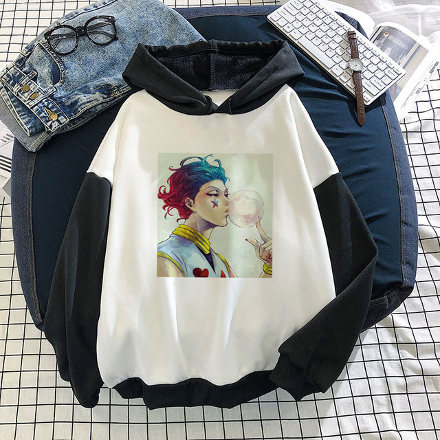 HUNTER X HUNTER THEMED HOODIE