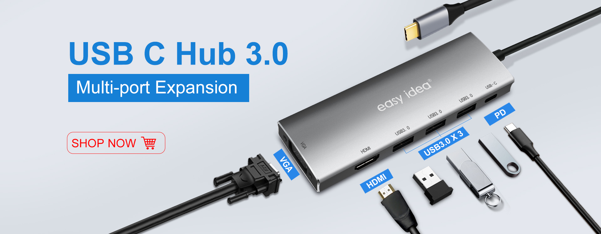 H3a498c7d2332483ea0003352ecb2d647s HDMI to VGA Adapter Male To Famale Converter for PS4 1080P HDMI-VGA Adapter With Video Audio Cable Jack HDMI VGA For PC TV Box