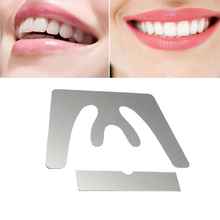 Plane-Plate Autoclavable Mouth-Guard Oral Dental Jaw 3D Teeth Whitening-Tool Casting