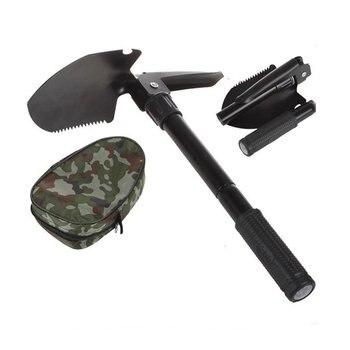 Car Portable Small Engineer Shovel Fishing Multi-purpose Tool Outdoor Camping Folding Garden