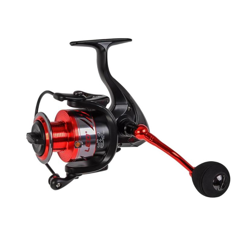 Outdoor Fishing Gears Left Right Interchangerable Spinning Vessel Bait Casting Flying Trolling Pesca