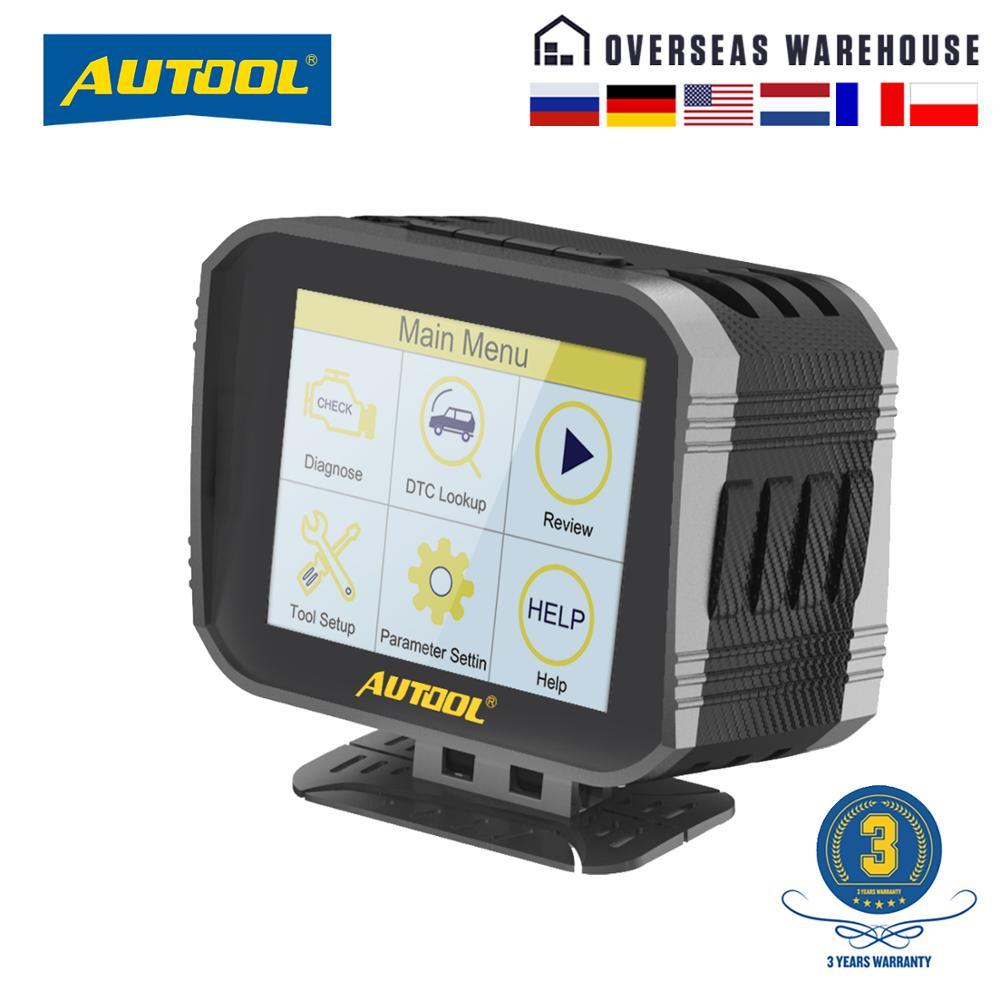 AUTOOL X80 OBD2 сканер HUD Head Up Display & OBD диагностический инструмент Система предупреждения о превышении скорости Автомобильный спидометр GPS проектор Проекционный дисплей      АлиЭкспресс