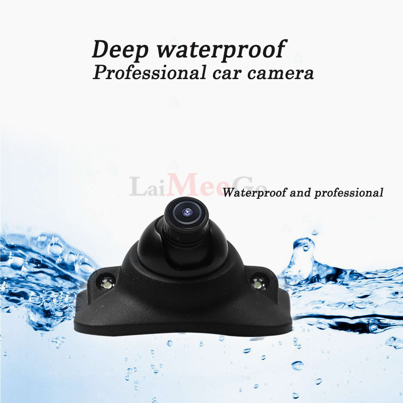 Car Rear View Camera Universal Auto Backup Parking Camera Right blind zone Night Vision Waterproof Wide Angle HD Color Image (2)