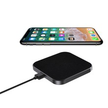 Square 10W/7.5W/5W Wireless Charger Qi Charging Pad For IPhone Samsung HUAWEI XIAOMI