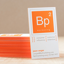 90x54 мм 600gsm Плотная хлопковая бумажная визитная карточка с цветным напечатанным краем специальный дизайн печать бизнесменов