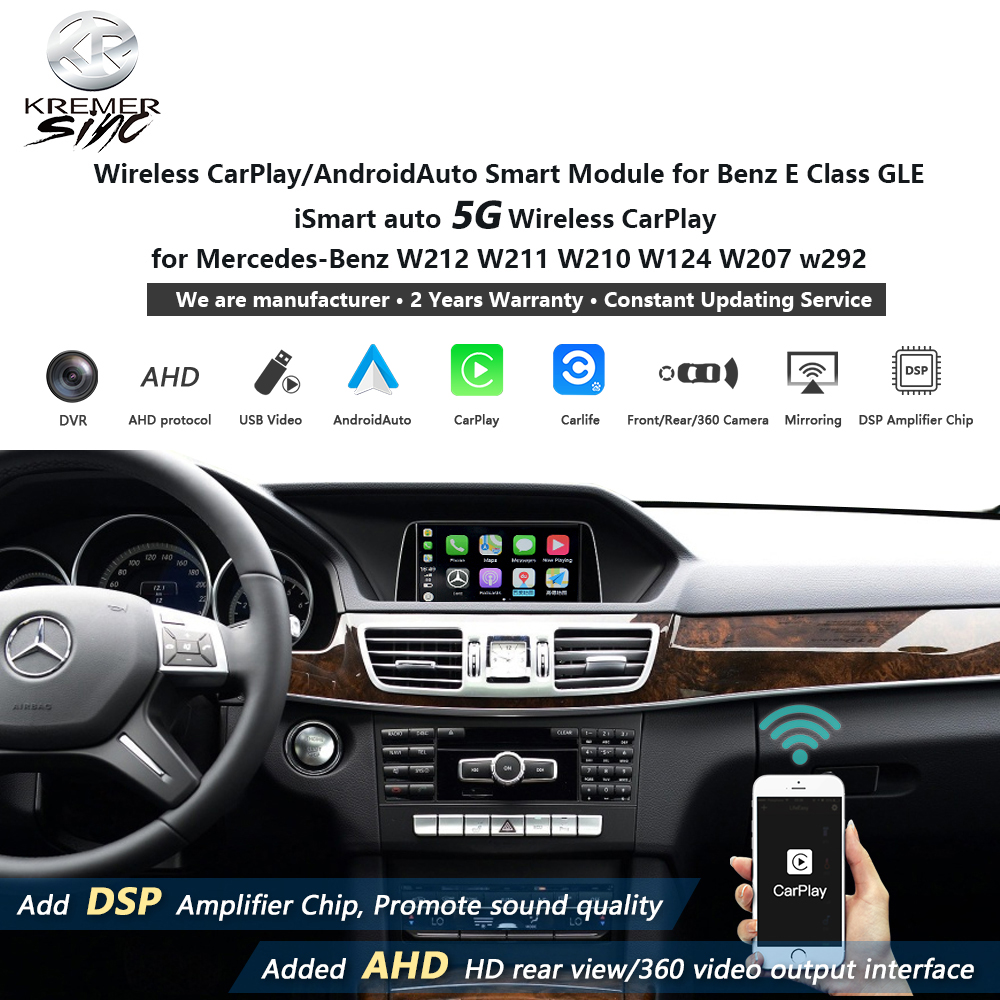 Mirror Link Wireless Apple CarPlay ...