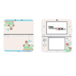 Image 1 - Peau de décalcomanie de couverture complète de croisement danimaux pour la nouvelle autocollant 3DS XL pour la nouvelle autocollants de peaux de protecteur de vinyle de 3DS LL
