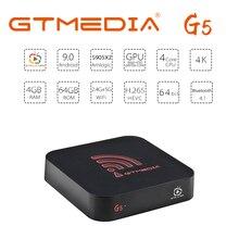 Smart TV BOX GTmedia G5 Android 9.0 Box