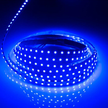 5M LED Strip Light 9.6W 3528 SMD 120LED/M Diode Ribbon Flexible Tape Lamp Indoor Fluorescence Decorative