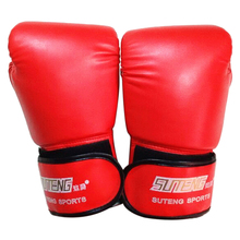 Boxing-Gloves Training MMA Finger-Protector Mitten Punching SUTENG Muay-Thai Fighting-Sports