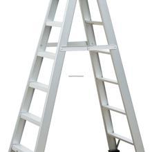 Ladder Attic Double-Side-Step-Ladder Foldable Aluminum-Alloy Household Herringbone Thickening