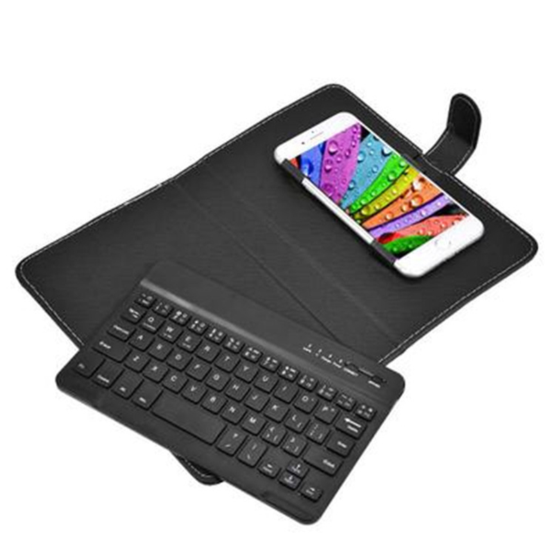 7-9-10 Inch Bluetooth Keyboard Thin and Light Bluetooth Keyboard 3 System for Mobile Phone Tablet External Wireless Keyboard