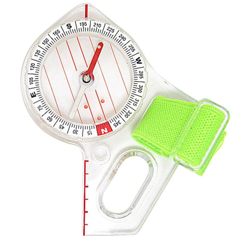 Профессиональный открытый компас для большого пальца, для соревнований, Элитный Компас для направления, Портативный Компас для карты, весы